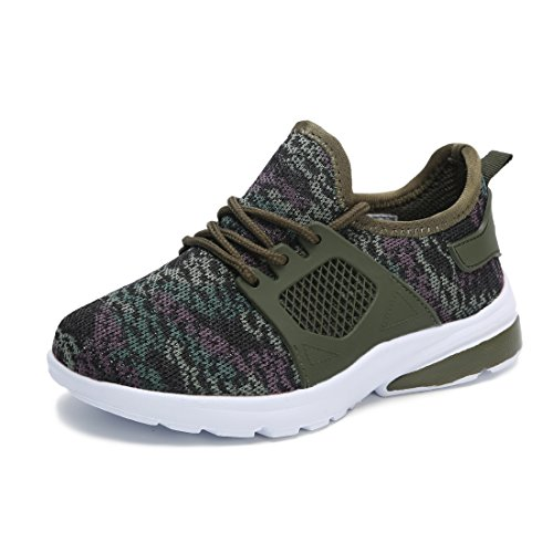 2e3bb95d9f6716 ... Hawkwell Youth Breathable Camouflage Lace-up Running Shoes(Toddler Little  Kid Big ...